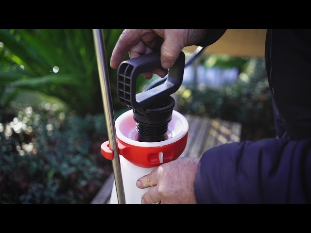 Husqvarna Sprayer Range Review