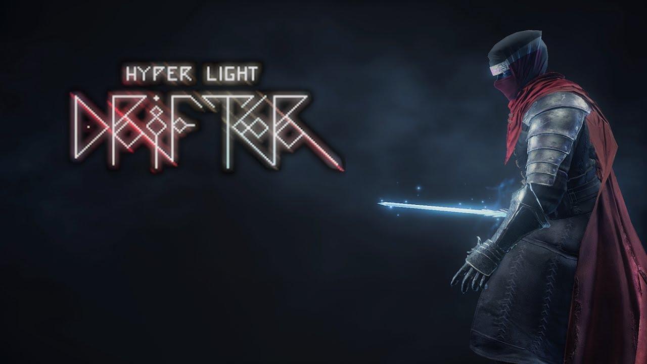 Beautiful Dark Souls 3: Hyper Light Drifter