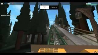 Silver Gulch Family Coaster Roblox Roller Coasters/Rides Ep4