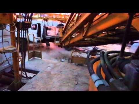 Стажировка на телескопической автовышке