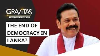 Gravitas: Is Sri Lanka staring at Constitutional dictatorship?
