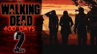 The Walking Dead: 400 Days #02 - Historia Bonnie i Wyatta