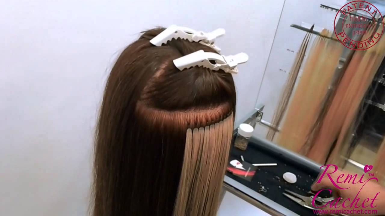 Ultra Tip™ Hair Extensions