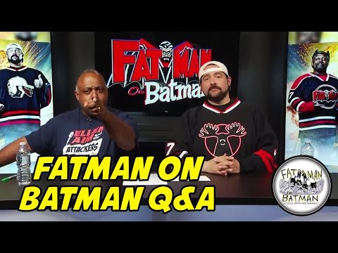 FATMAN ON BATMAN Q&A
