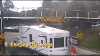 11Foot8 Bridge - AC Unit Crash Compilation
