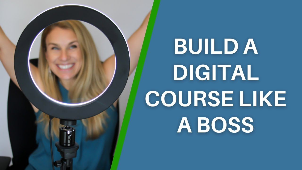 How to Build a Profitable Wellness Business with a Digital Course