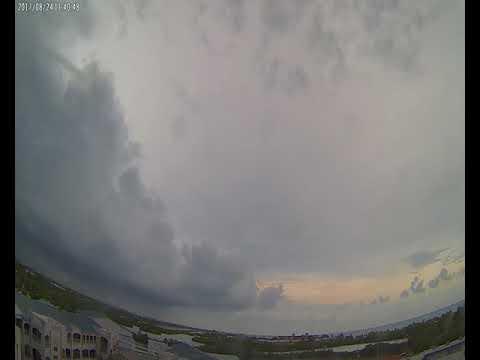 Cloud Camera 2017-08-24: Key West High School