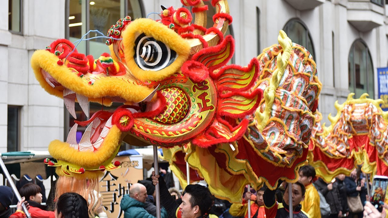 'Biggest Chinese New Year celebration outside Asia' held ...