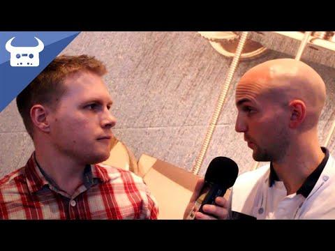 DAN BULL AT E3 | Rocksmith 2014 - creative director interview