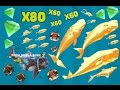 Hungry Shark Evolution 3 MOBY DICK IN ONE GAME 14 000 000 MILLION POINTS NEW UPDATE mp3