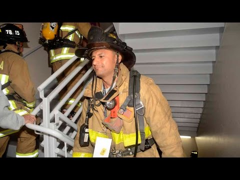 Reflections on San Diego  9/11 Memorial Stair Climb