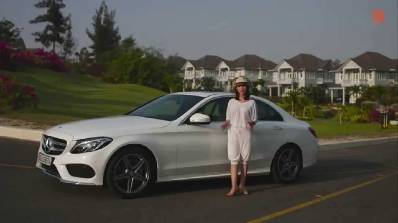Review Mercedes C250 AMG 2015 Final 4K  YouTube