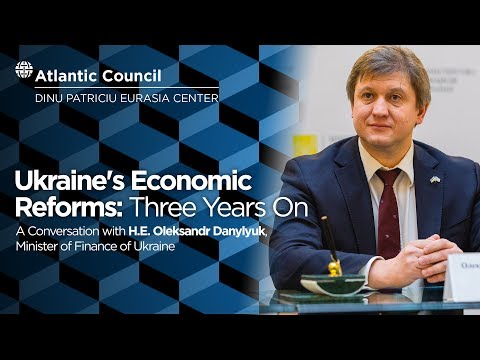 Ukraine's Economic Reforms: Three Years On