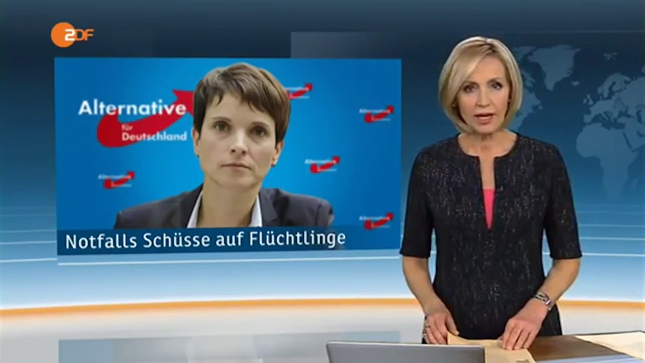 Frauke Petry referierte in Zwickau zur Migrationspolitik