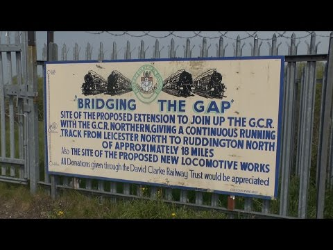 Great Central Railway - Bridging the Gap - 07/05/16
