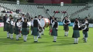 2016 World Pipe Band Championships Boghall & Bathgate Caledonia Juvenile