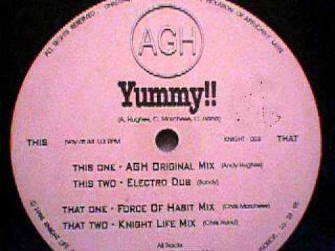 AGH -Yummy (Dj Sandy Electro Dub) .wmv
