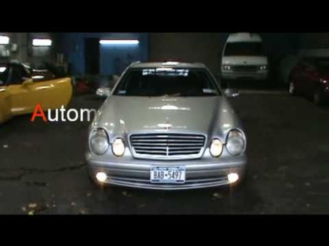 2002 Mercedes Benz Clk430 Amg Coupe Review
