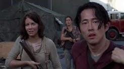 The Walking Dead 5x08: Beth's death scene