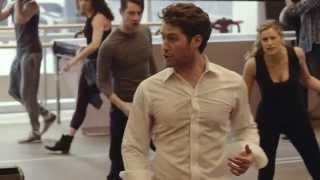 """Finding Neverland"" Sneak Peek Starring Glee's Matthew Morrison! | Perez Hilton"