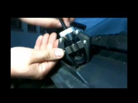 extracteur bras d 39 essuie glace cosse de batterie youtube