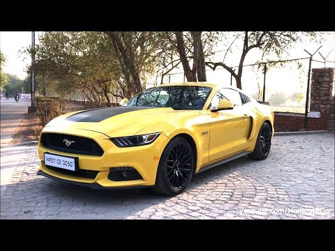 Ford Mustang GT 5.0 V8 2017 | Real-life review