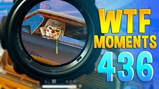 PUBG Daily Funny WTF Moments Highlights Ep 436