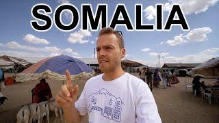 WALKING STREETS OF SOMALIA (You won't believe it's Somalia)