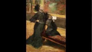 Degas, Visit to a Museum