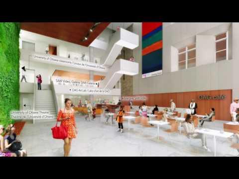 Ottawa Art Gallery Expansion/Agrandissement de la Galerie d'art d'Ottawa