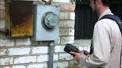 Spark Energy Video of Smart Meter Installation