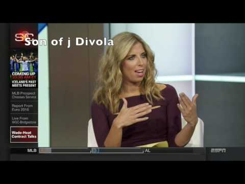 The Definitive Sara Walsh | ESPN