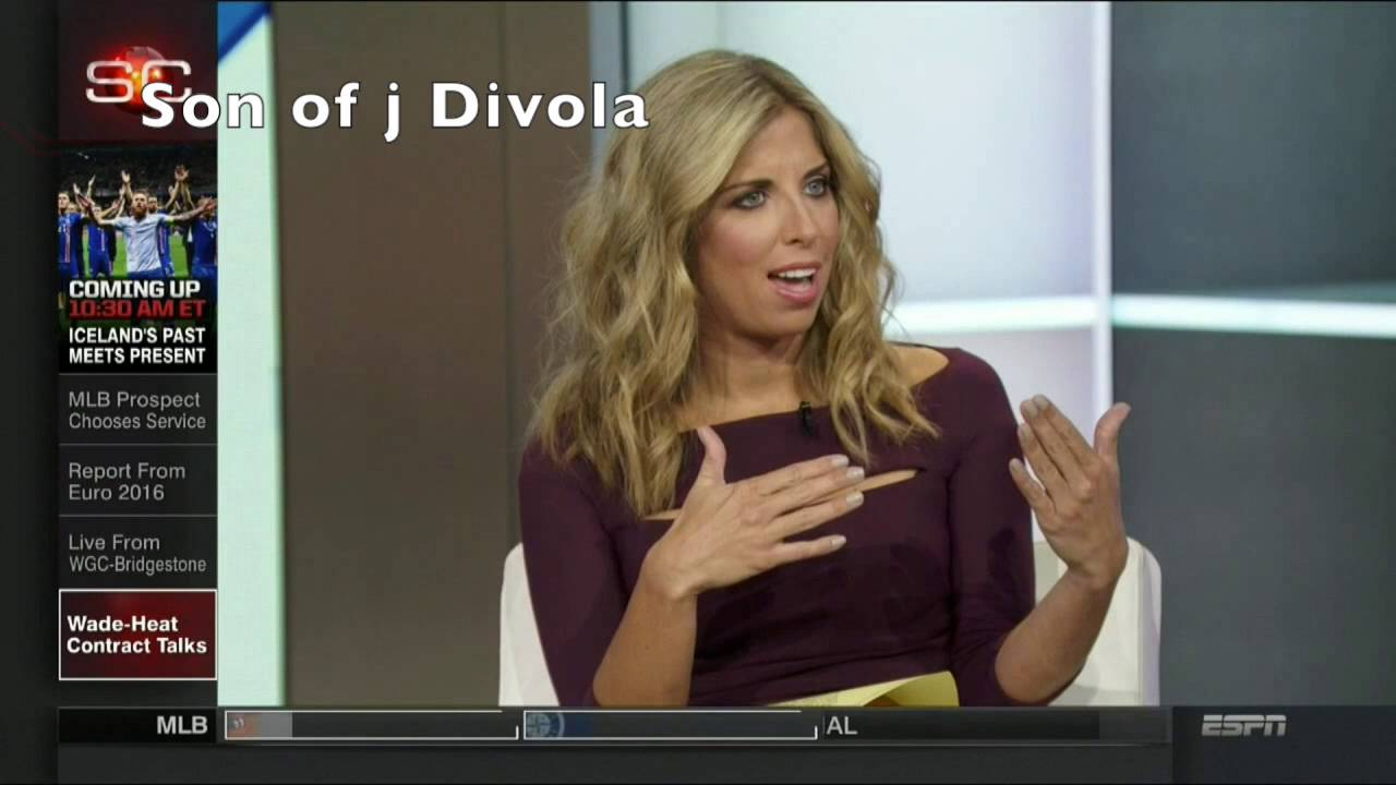 Sara Walsh-ESPN Reporter | Female News and Sports