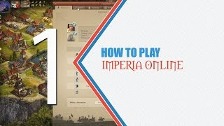 How to Play Imperia Online