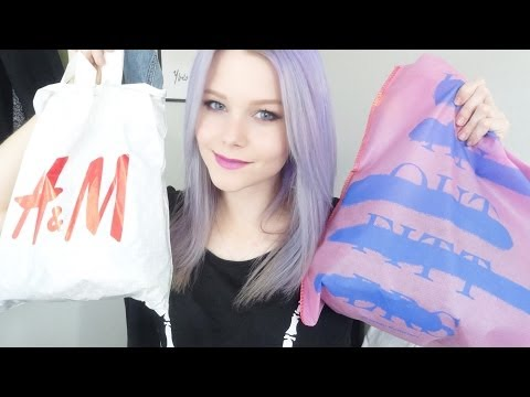 HUGE HAUL! Forever 21, Urban Outfitters, & More!