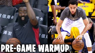 NBA Players Pre-Game Rituals Moments 🔥