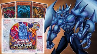 The GOD Cards Have Descended! GODLY YuGiOh War of the Giants Battle Pack 2 Box Opening!