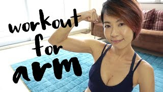 【Reupload】手臂鍛煉 Workout for ARM | 高比 Gobby