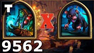 Hearthstone: Kobolds & Catacombs Shaman vs Giant Rat [01] (9562)