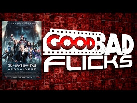 X-men Apocalypse – (shorter) Movie Review