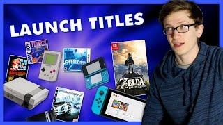 Launch Titles - Scott The Woz