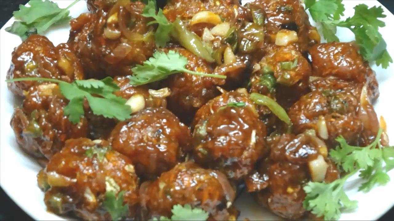 Vegetable manchurian in telugu with eng sub vegetable manchurian in telugu with eng sub youtube forumfinder Choice Image