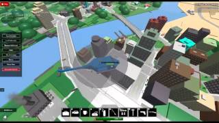 ROBLOX Robloxity Helicopter Control