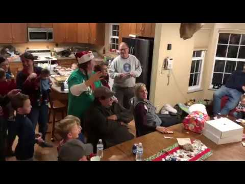 12 Dogs of Christmas Family Song