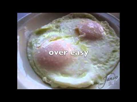 Ordering out: How to order your eggs