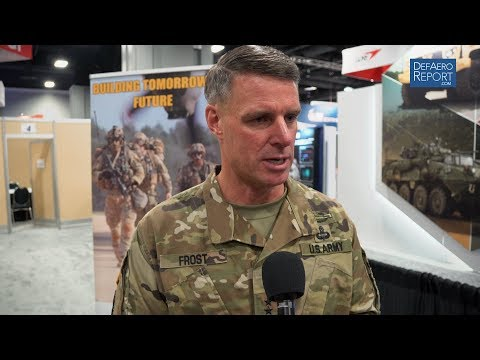 US Army's Frost on Basic Combat Training Curriculum Review,