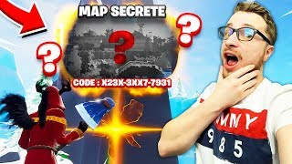 A CODE OF MAP TOP FORTNITE!