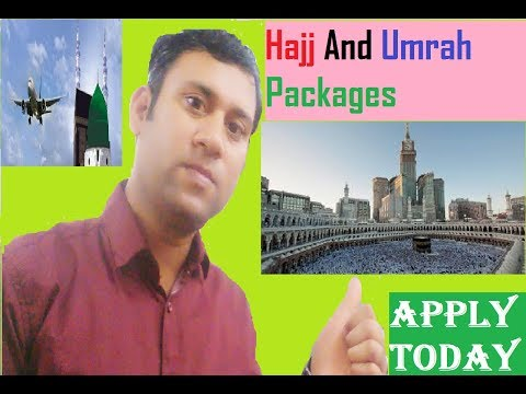 Hajj And Umrah :Visa Packages (Full Detail)