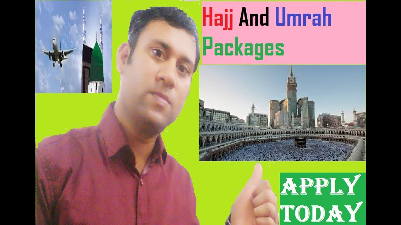 Cost Of Umrah Visa Fees 2019 2020: Hajj And Umrah : Visa Packages (Full Detail)