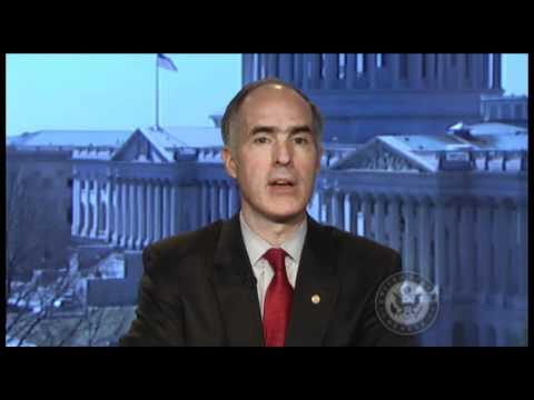 Senator Bob Casey (D) - National MS Society Senator of the Year 2011